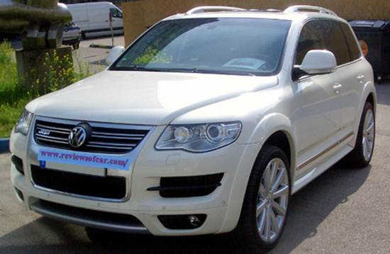 2017 Volkswagen Touareg Security System