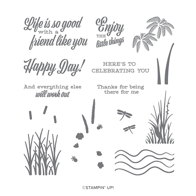 Stampin' Up! Friend Like You images | item 149237