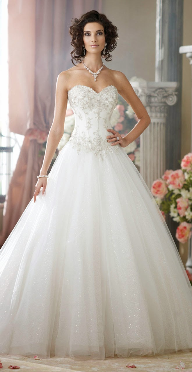 David tutera for mon cheri fall 2014 bridal collection for David tutera wedding jewelry collection