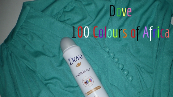Dove 100 Colours of Africa | Invisible dry anti-perspirant spray