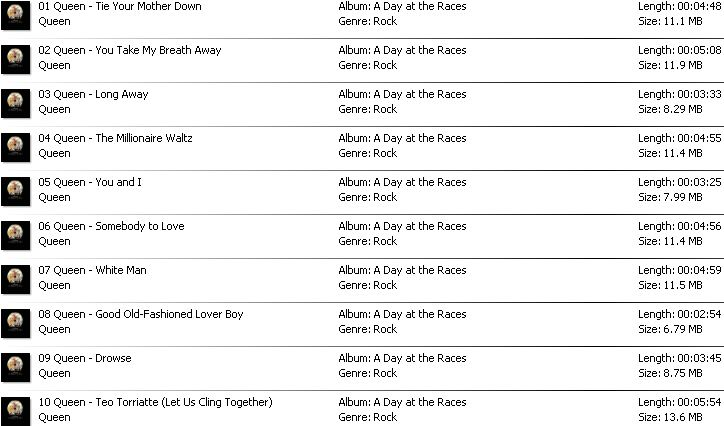 DOWNLOAD FULL ALBUM QUEEN 1973 - 2014 (rar/zip) - Guzry