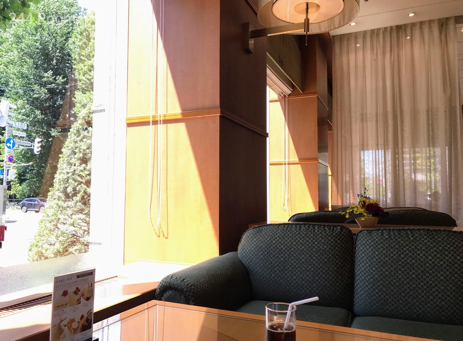札幌グランドホテルラウンジ Sapporo grand hotel lounge3