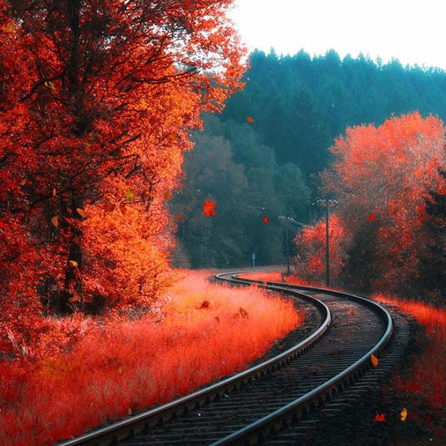 Train Track Wallpaper Engine