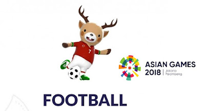 Sepakbola Asian Games 2018