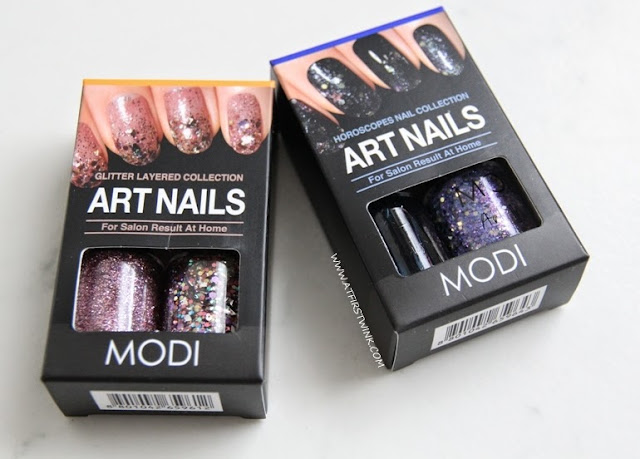 Review: Modi Art Nails sets