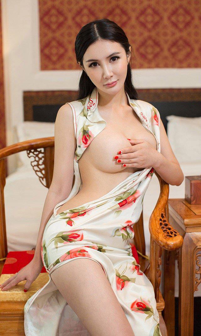 Gu Xinyi & Jin Zixi - Chinese classical mannequin photography