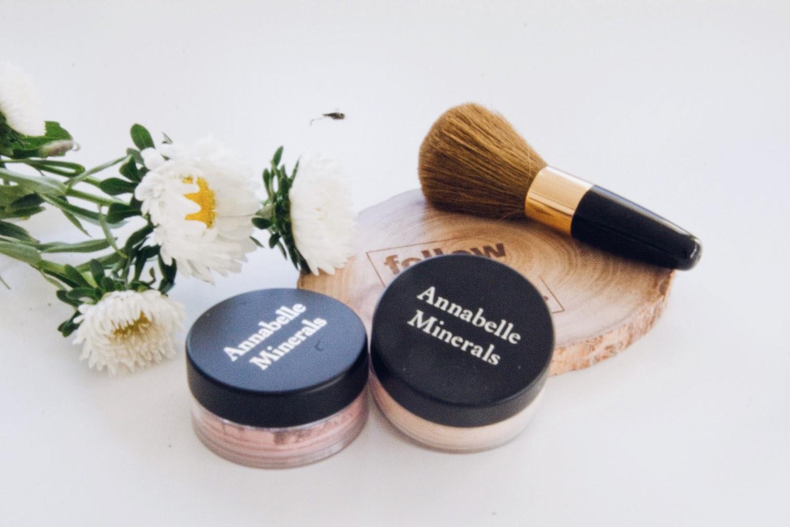 kosmetyki mineralne annabelle minerals