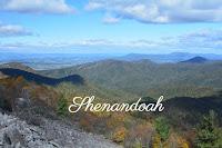Shenandoah à l'automne