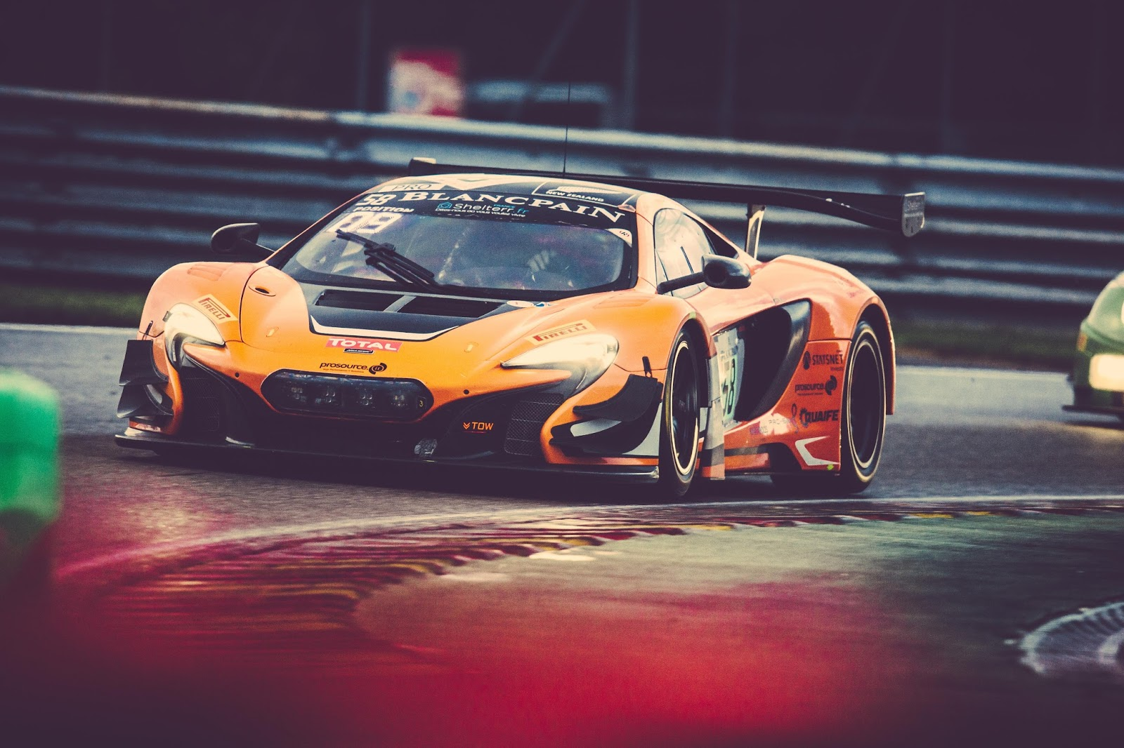 650S%2BGT3%2BSpa%2B2 Τρομακτικά γρήγορη McLaren 650S GT3 σπάει το ρεκόρ πίστας, διανύοντας 6 χιλιόμετρα σε 2 λεπτά!