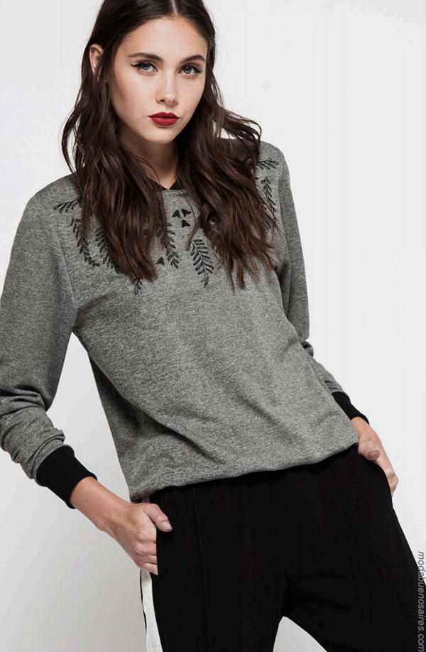 Moda sweaters invierno 2017. Moda mujer 2017 invierno.