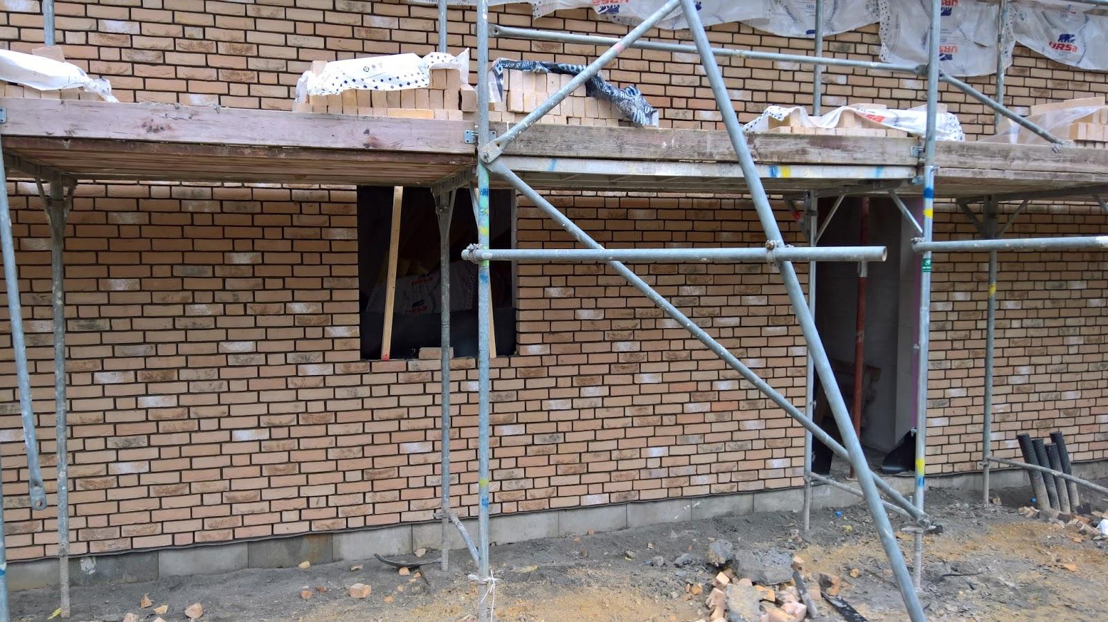 Hausbau in Mahlow: 2017