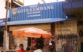 Pasar Kota Kembang