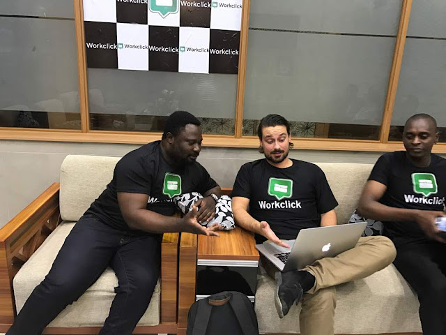 Workclick engages 5000 Nigerian Professionals for On-Demand Services