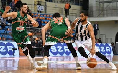 Tahincioğlu Basketbol Süper Ligi | Sakarya BŞB :81 - Banvit :76