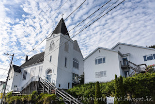 Ketchikan,  克奇坎, 凱奇坎, first Lutheran Church