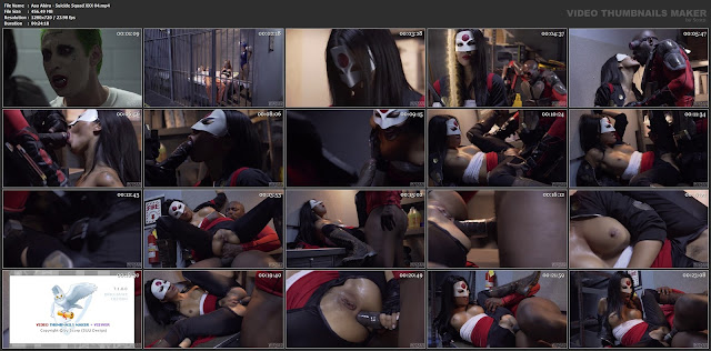 Asa Akira - Suicide Squad XXX An Axel Braun Parody (Wicked Pictures)