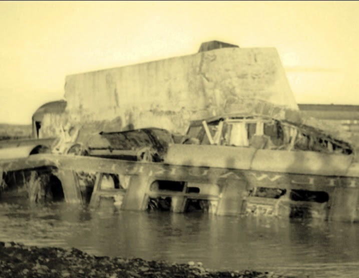 Collapse of Bridge AA-438