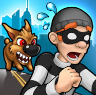 Robbery Bob Mod Apk Unlimited Money