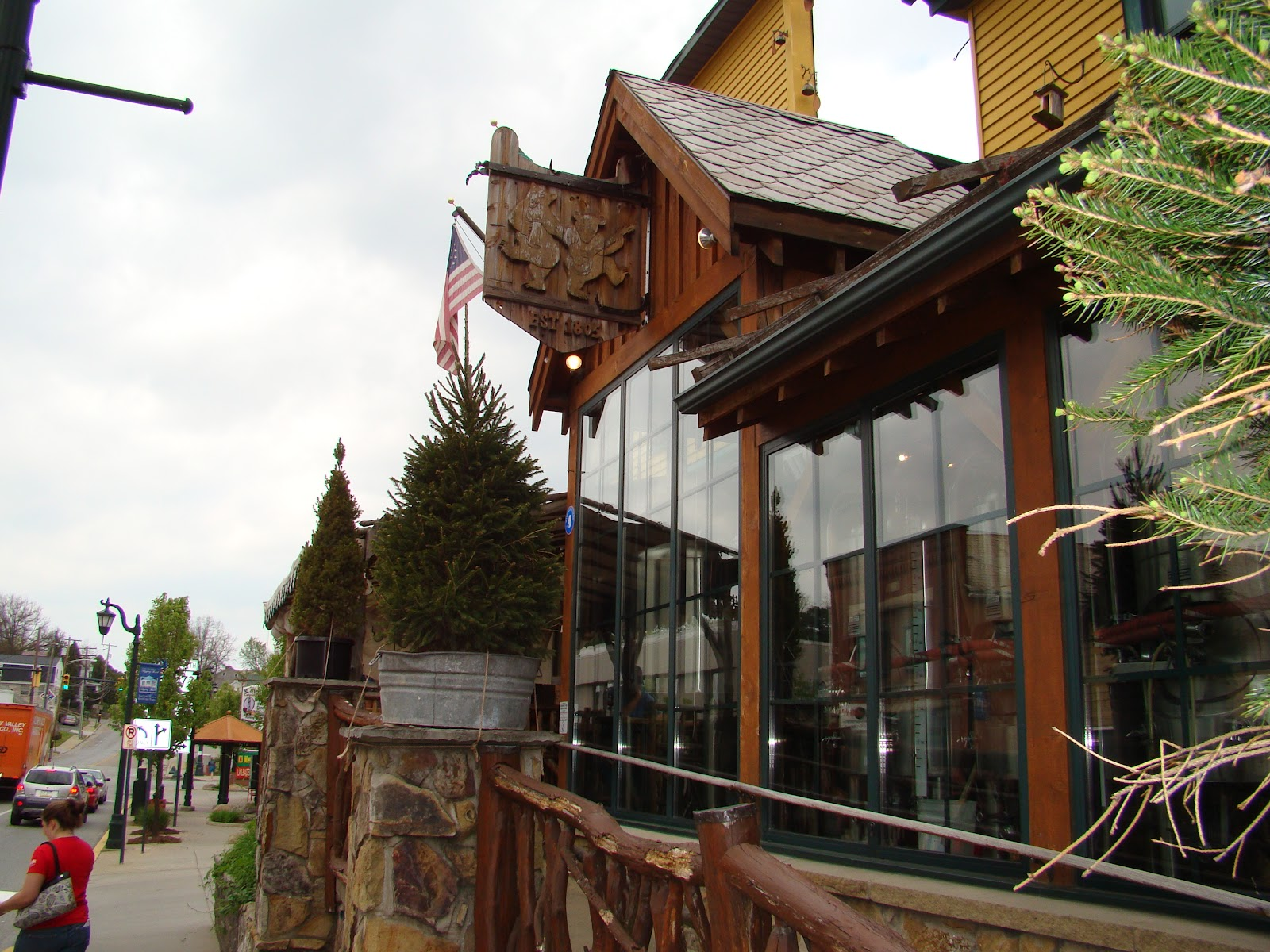 Are We There Yet My Travel Blog You Can Eat Gluten Free In Slippery Rock Pennsylvania