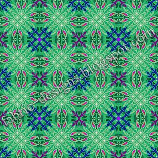 best textile design pattern