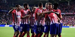 Атлетико М – Брюгге прямая онлайн трансляция 03/10 в 22:00 МСК.