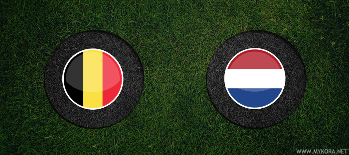 هولندا وبلجيكا بث مباشر
