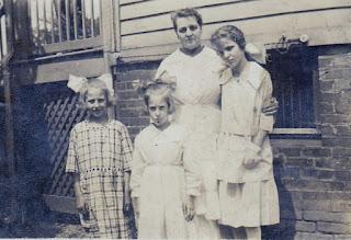Aunt Fannie (Clark) Knapp, Goshen, NY