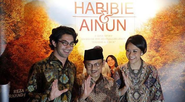 Habibie dan ainun Film Indonesia Terbaik Sepanjang Sejarah Wajib anda Tonton