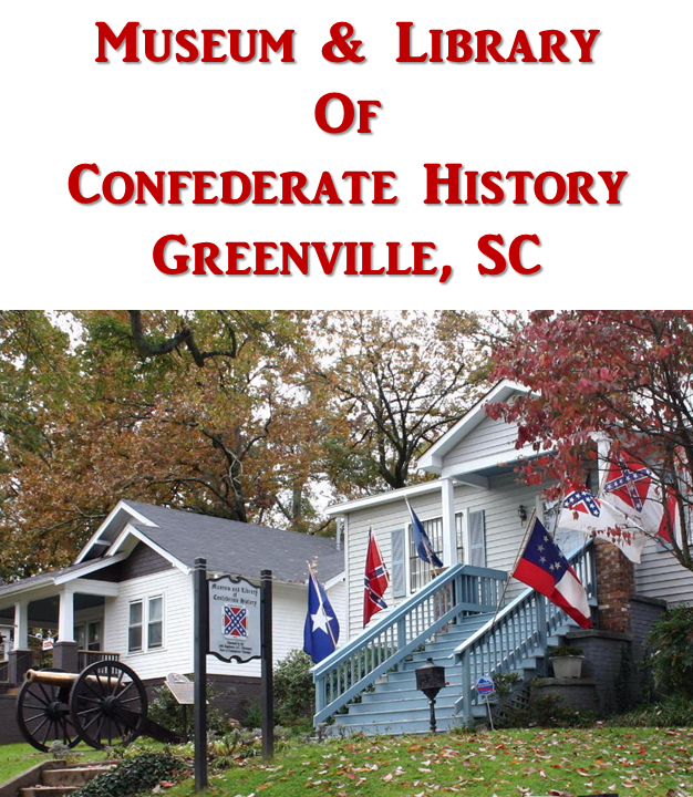 Visit Our Confederate Museum!