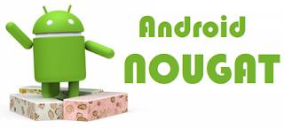 fitur terbaru dari android versi 7.0 nougat, perbedaan Android 7.0 Nougat dengan Android 6.0