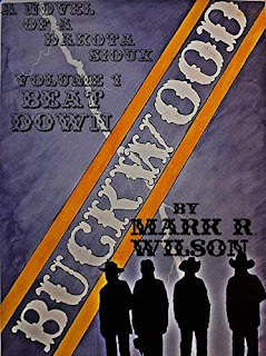 Buckwood - drama kindle book promotion Mark R. Wilson