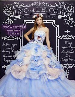 22+ Foto Gambar Desain Gaun Pengantin dan Pernikahan Modern Terbaru