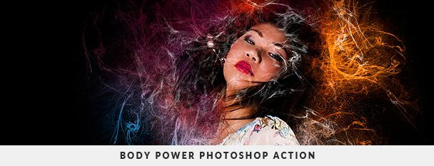 Painting 2 Photoshop Action Bundle - 110