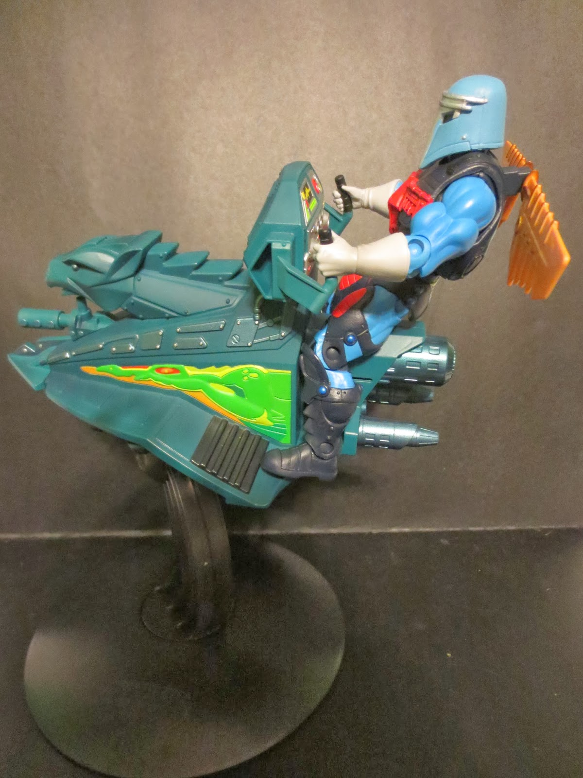 The Epic Review: Action Figure Review: Sky High with Jet