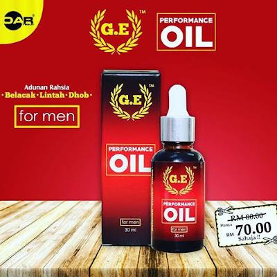 minyak urut zakar