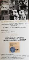 """Resultado de imagen de """"Arquitectura del siglo XX a través de sus protagonistas, los arquitectos, hombres y mujeres con una mirada especial"""""""