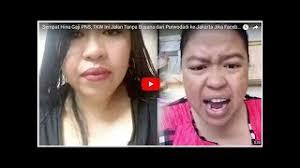 Jika Facebook Diblokir, Wanita Ini Ancam Jalan Kaki Tanpa Busana dari Purwodadi ke Jakarta