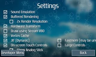 Game PPSSPP - PSP emulator APK for Windows Phone ...