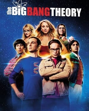 Série The Big Bang Theory - 7ª Temporada 2014 Torrent