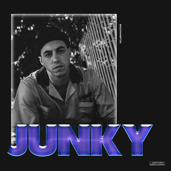 BROCKHAMPTON - Junky - Single Cover