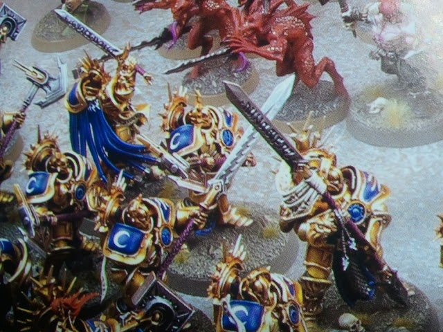 New Models Revealed in AoS, Additional Heroes and More
