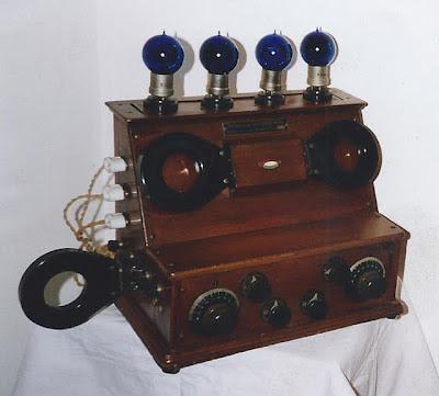 "Ditta Arturo Perego - Mod."" Radioarpe"" - 1924"