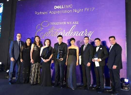 MSI-ECS Bags Major Recognitions in Dell EMC Awards