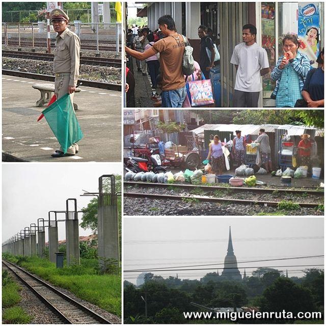 Ruta-Bangkok-Ayutthaya