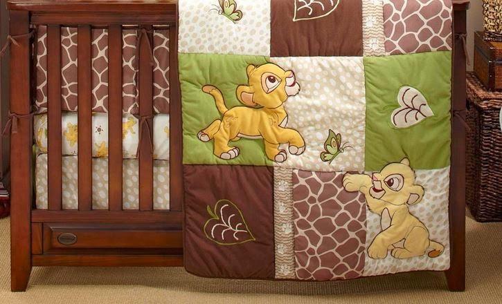 Vegan Mom Blog TheRightOnMom.com: Lion King Baby Nursery ...