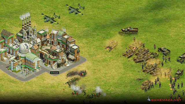 Rise of Nations Gameplay Screenshot 3