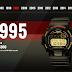 Model Pertama G-Shock DW-6900 Fox Fire Tahun 1995