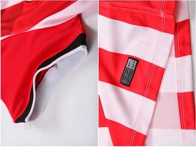 b25cf77c La segunda camiseta del athletic bilbao 2014-2015 está inspirada en la  Ikurriña, la bandera vasca. El color principal de la camiseta es el verde  con ...