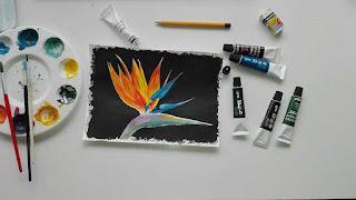 Pelajari lukisan cat air