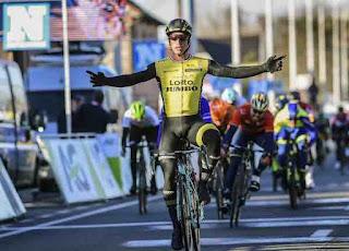 Dylan Groenewegen vince la classica Kuurne-Bruxelles-Kuurne 2018